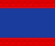 Flagge-4. Juli-Hintergrund Lizenzfreie Stockfotos