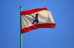 Flagge Berlin Stockfoto