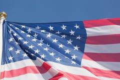 Flagge der USA Lizenzfreies Stockbild