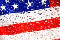 Flagge der Vereinigten Staaten lizenzfreie stockfotografie