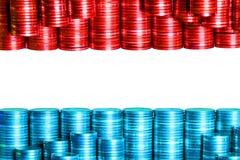 Flagge Luxemburg Luxemburg Lizenzfreie Stockfotos