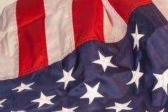 Flagge Staaten von Amerika Stockfoto