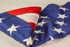 Flagge Staaten von Amerika Stockfotos