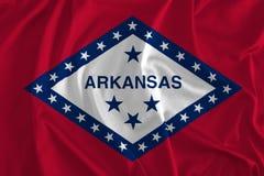 Flagge von Arkansas-Hintergrund, der Naturzustand vektor abbildung
