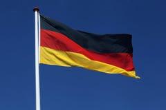 Flagge von Deutschland lizenzfreies stockfoto