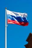 Flagge von Russland lizenzfreies stockbild