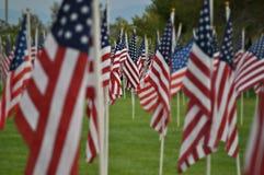 1000 Flaggen Lizenzfreie Stockfotografie