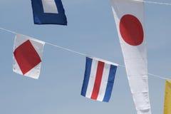 Flaggenalfabet, Stock Image