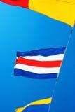 flaggor Royaltyfri Foto