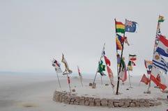 Flaggor Royaltyfri Fotografi