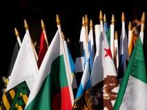 flagi zdjęcia royalty free