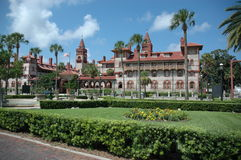 Flagler College Stock Photo