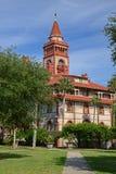 Flagler College Campus Stock Photo