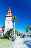 Flagler College at Saint Augustine, Florida Royalty Free Stock Image