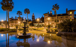Flagler College in St. Augustine Stock Photo