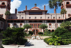 Flagler College in St. Augustine Florida Royalty Free Stock Photography