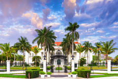 The Flagler Museum Stock Photography