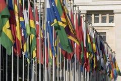 flags мир Стоковое Изображение