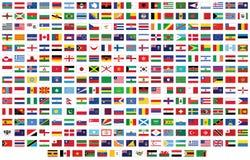 flags мир бесплатная иллюстрация
