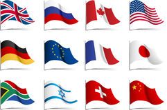 Flags Stock Photos