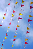 Flags Royalty Free Stock Images