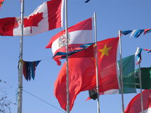 Flags Stock Images