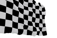 Flags Background checkered flag. Racing flags Background checkered flag Royalty Free Stock Photos