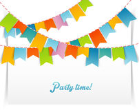 Flags background. Vector illustration (eps 10) of Flags background Royalty Free Stock Photos