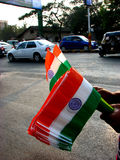 flags försäljning royaltyfri bild