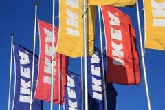 flags ikea Fotografering för Bildbyråer