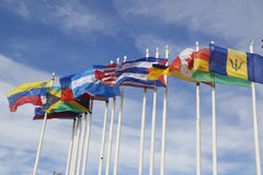 Free Flags Of The World Royalty Free Stock Image - 57931716