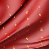 flags sovjet Royaltyfri Bild