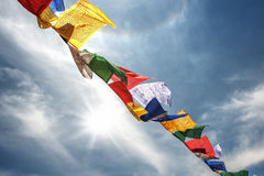 Flags Royalty Free Stock Photos