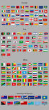 Flags of the world. vector illustration