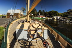 Flagstaff θαλάσσιο μουσείο Hill Στοκ φωτογραφία με δικαίωμα ελεύθερης χρήσης