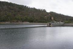 Flagstaff Dam Stock Image