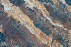 Flagstone texture close up for background. Stock Photography