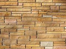 Flagstone Wall Stock Photo