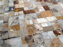 Flagstones stock images