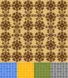 Flake pattern Stock Photos