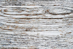 Flaked Paint on Wood Background Texture Stock Images