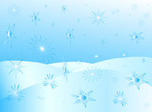 Flakes Royalty Free Stock Photos