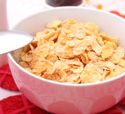 Flakes with Sugar Stock Photos