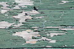 Flaking paint Stock Images