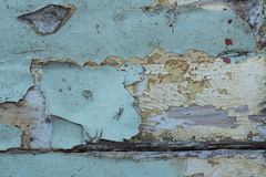 Flaking paint 11 Royalty Free Stock Photography