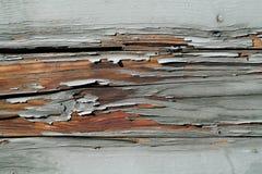 Flaking paint stock image