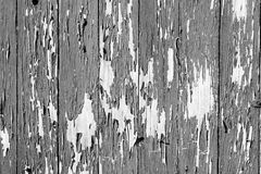 Flaking paint Royalty Free Stock Image