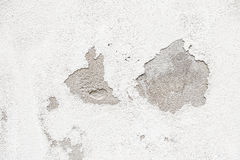 Flaking white paint Royalty Free Stock Images