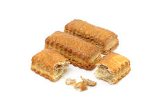 Flaky Cookies Royalty Free Stock Image