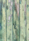 Flaky paint on wooden door Royalty Free Stock Images